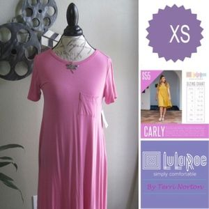 LuLaRoe Carly size XS - Brand New With Tags!
